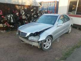 C270 Cdi Stripping For Spares