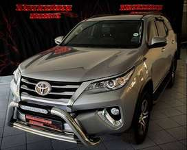 2018 - 2.4 GD-6 - Toyota Fortuner