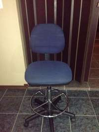 Image of Office Chair High with foot rest