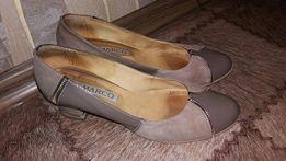 Туфли женские размер 41 (кожа)