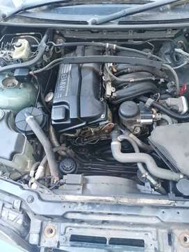 Bmw e46 318i engine & auto box