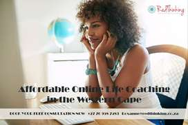 Affordable Online & One-on-one Life Coaching