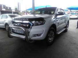 FORD RANGER 2.2 6SPEED D-CAB MANUAL