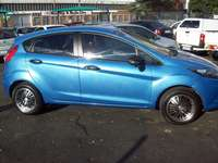 Image of Ford fiesta 1,5 Model 2010,5 Doors factory A/C And C/D Player