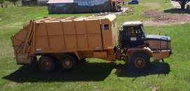 Bell B17C Refuse Compactor