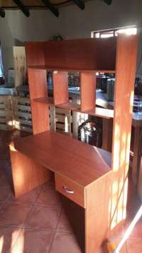 Image of study / student / office desk / table