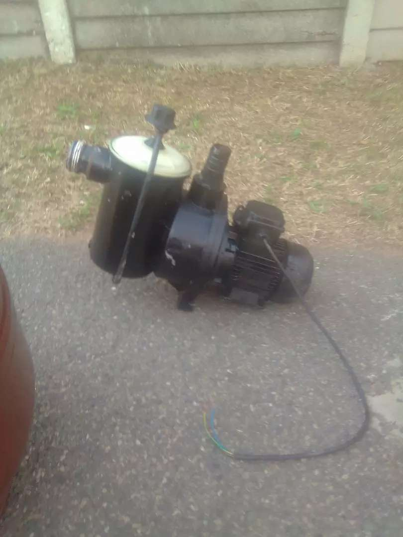 Pool pumps available