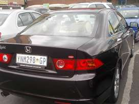 Good and well maintained Honda Accord 2.4 automatic