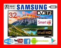 Телевизор Samsung U32J451 Black Smart TV, WiFi HD T2 LG Sony 32 42 55