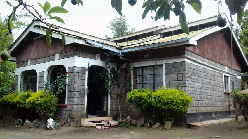 3 bedroom own compound at Moi forces,Lanet Nakuru 0