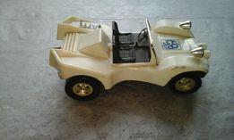 Машинка СССР электромеханическая гоночная Багги Автоспорт 85