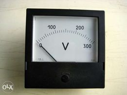 Вольтметр постоянного тока.