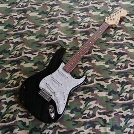 Squier Stratocaster Electric Guitar SSS