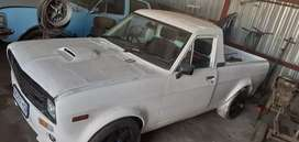 Nissan 1400 with 1600 Ford Kent motor 2L gearbox