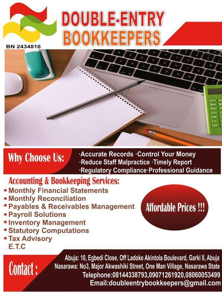 Accounting/Bookkeeping Services 0