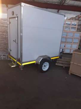 Mobile Coldroom Trailers(also freezer rooms trailers available)