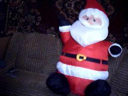 Дед Мороз надувной /высота 1.7 м. /+компрессор