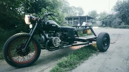 Мотоцикол к-750 Трайк