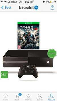 Image of Xbox One Brand New (in original sealed packaging)