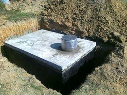 Zbiorniki na ścieki,Zbiornik betonowy,szambo,Szamba betonowe-Gwarancja