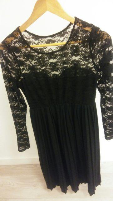 Sukienka ciążowa koronkowa świąteczna Działdowo - image 5