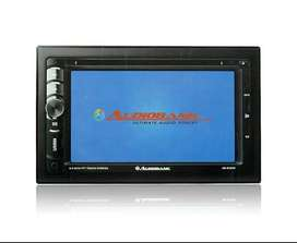Audiobank AB-S320 Double Din DVD System - Audiobank