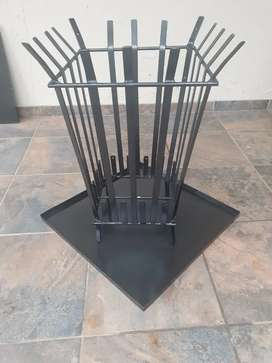 Boma Fire Pit with Ash Tray
