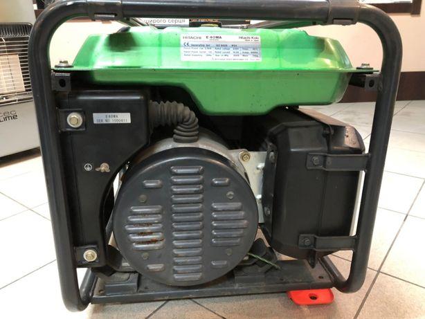 Profesjonalny agregat prądotwórczy HITACHI E40MA 3,3kW stabilizacja Myszków - image 3