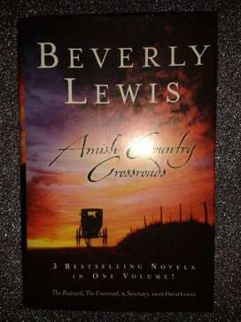 Amish Country Crossroads - Beverly Lewis - 3 in 1.