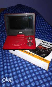 Image of Harwa Portable DVD player