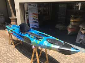 New Pioneer King Fisher Specialised Fishing Kayak