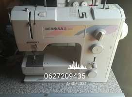 Sewing machine and overlocker for sale