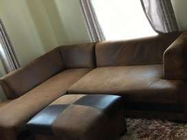 L Couch set