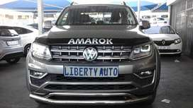 2017 #Volkswagen #Amarok #TDI Auto 2.0 BI #TURBO #DSG #Do LIBERTY AUTO