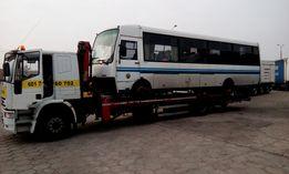 Usługi HDS Transport 9 ton