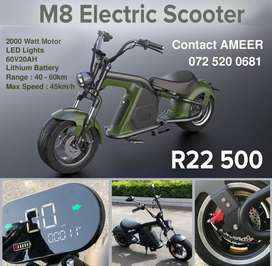 M8 Electric Scooter