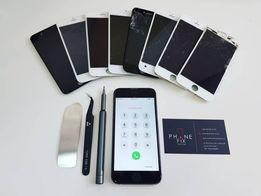 Wymiana szybki/wyświetlacza iPhone 4s 5 5s 6 6s 7 8 Serwis Wrocław LCD