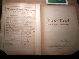 Fox-trot Nowy taniec salonowy