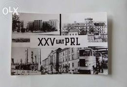 Pocztówka XXV lat PRL