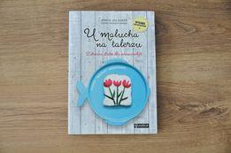 Książka U malucha na talerzu - NOWA