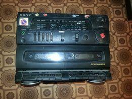 Магнитофон SONY CFS-W435S