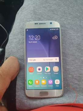 Samsung Galaxy S6 Gold 32 gigs