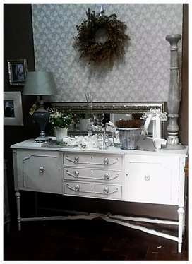 Antique french sideboard or server
