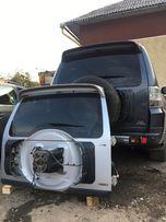 Ляда крышка багажника Mitsubishi Pajero Pagero Wagon IV Вагон 4 РОЗБОР