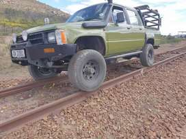 Bakkie is in very good condition and is in everyday use