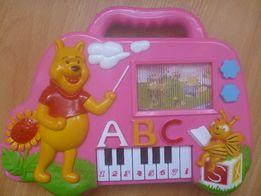 інтерактитвна розвиваюча музикальна іграшка -піаніно