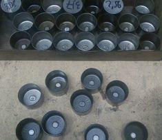 Стаканы для регулировки клапанов двигателя, толкатели, стаканчики.