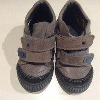 Кожаные ботинки новые du pareil (Италия) 24 р