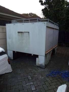 Container Trailers&Bakkies