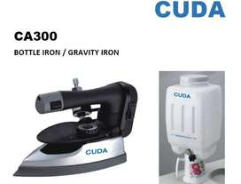 CUDA Irons / Pressing. Suppliers to PPE manufacturers